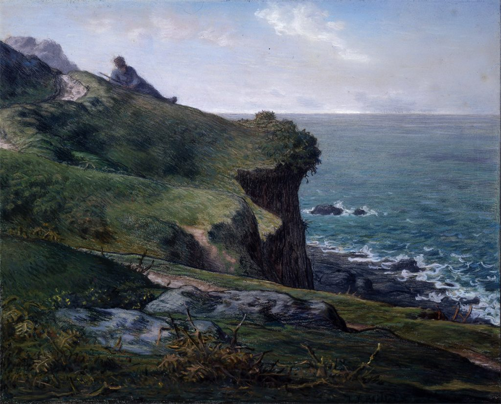 Cliff of Grville OHARA MUSEUM of ART
